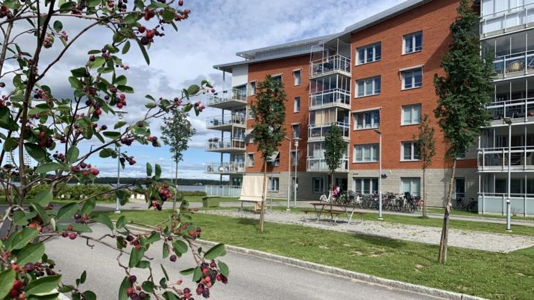 Strömbacka Strand, Piteå